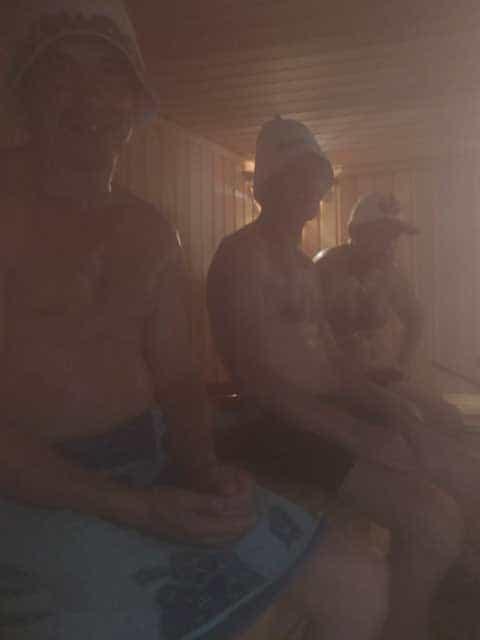 banya-sauna-v-kottedzhe-rabochego-doma